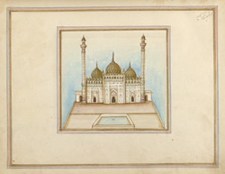 Golden Mosque, Lahore 1464